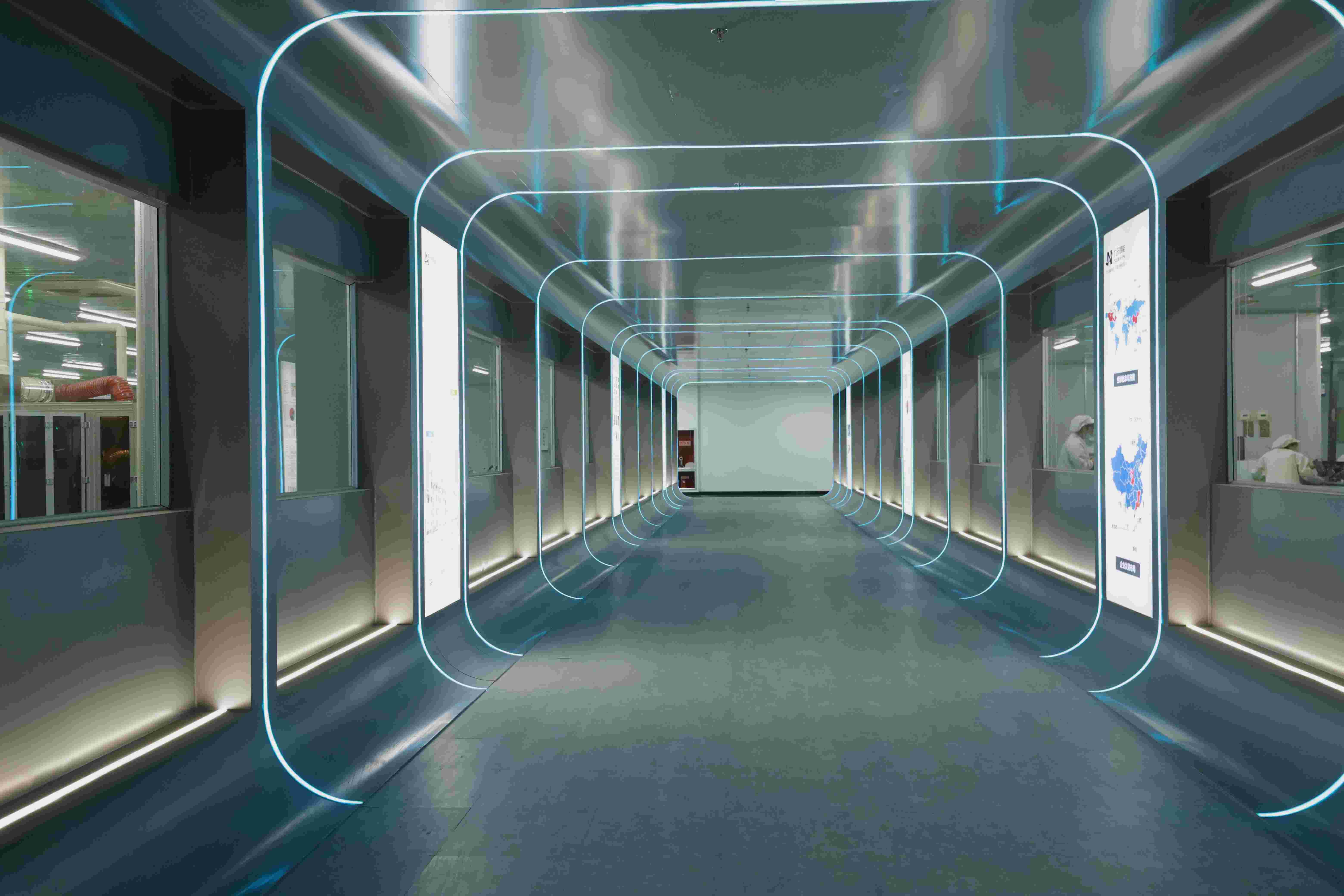 宁夏九天科技全自动化生产线