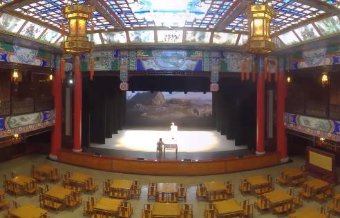 《三岔口》任堂会 观众视角