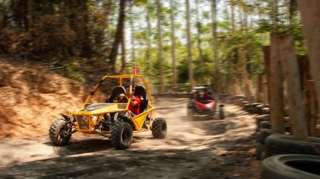 卡丁车基地-高峰森林公园